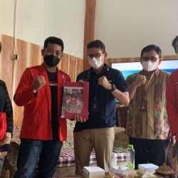 GMNI Temui Sandiaga Uno, Minta Border Internasional Bali Dibuka Juli Ini